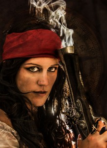Captain Mary Read